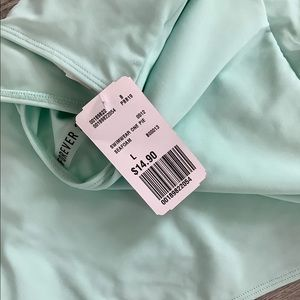 Forever 21 Swim - Open Back One Piece swimsuit from Forever 21